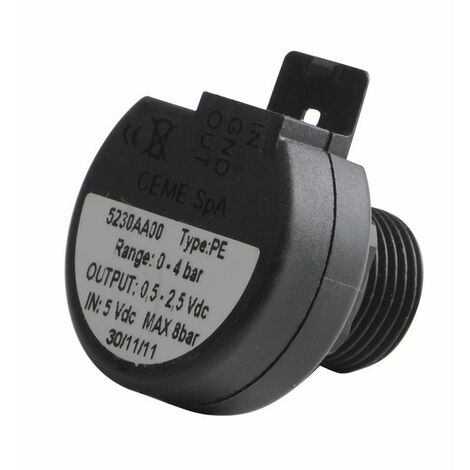 Sensor de presión de agua - FERROLI : 39826680