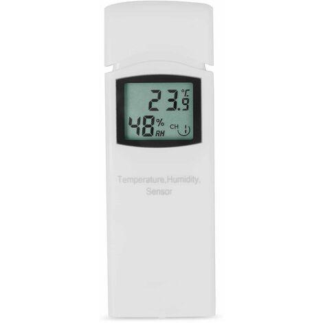 Sensor De Repuesto Para Estación Meteorológica Transmisor Temperatura Humedad