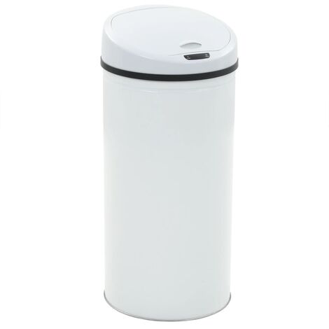 Sensor Dustbin 52 L White
