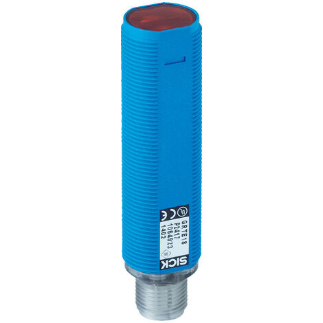 Sensor fotoeléctrico thru-haz Enfermos GRSE18-P2447 1064921