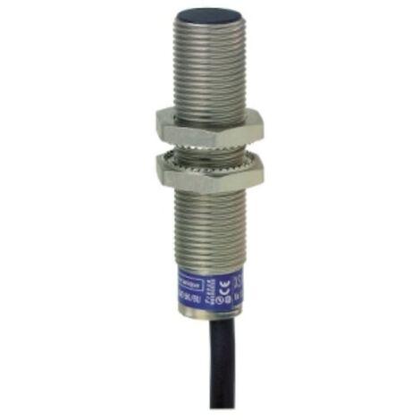 Sensor inductivo Telemecanique XS6 M12 SN 4 mm NO NPN XS612B1NAL2