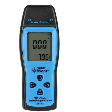 SENSOR INTELIGENTE, Probador digital de LCD EMF, Detector de radiacion de campo electromagnetico(no se puede enviar a Baleares)