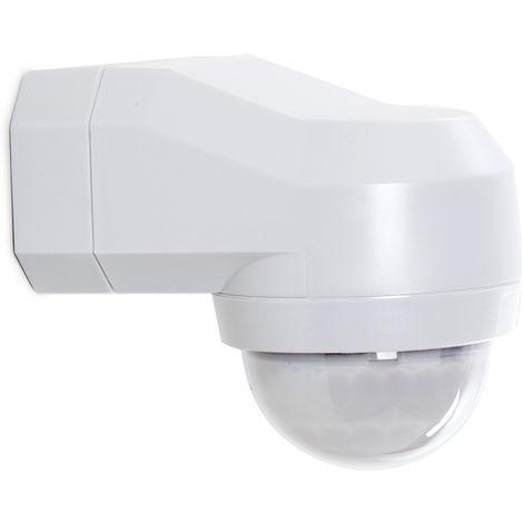 Sensor Movimiento Superficie 240º IP54 ►2000/1000W [LL-17-0091-02-W] (LL-17-0091-02-W)