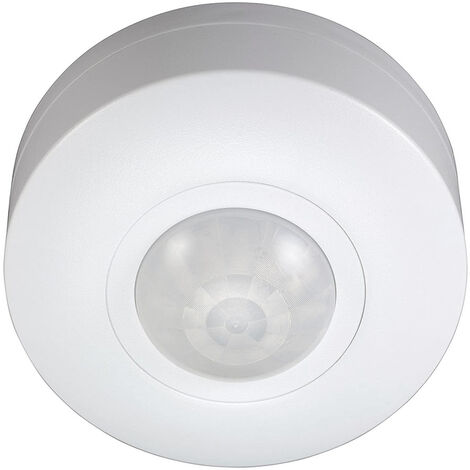 Sensor movimiento y luminosidad IR KOOB, superficie