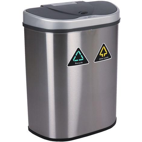 Sensor Recycling Bin