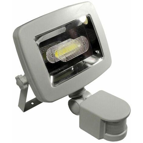Sensor Solar con luz LED