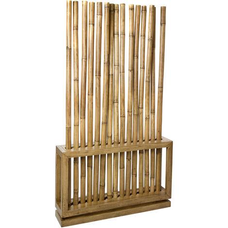 Separador de bambú IOS 100x20x179 cm