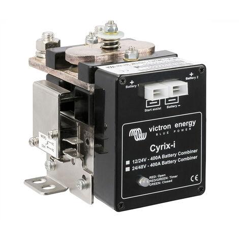 Separador Inteligente De Baterías 24V / 48V 400 A
