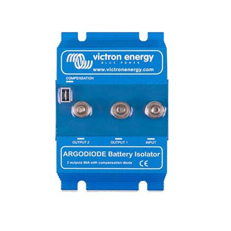 Separador VICTRON 80-2AC para 2 baterías 80ah