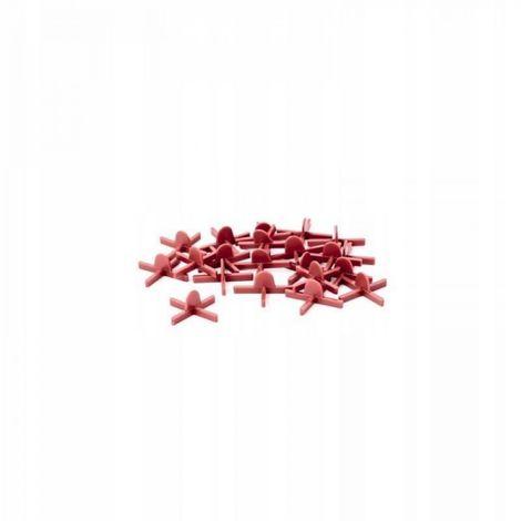 Separadores de azulejos con mango 2.5 50 pcs
