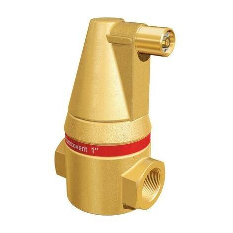 Séparateur d'air en laiton flamcovent - Flamco