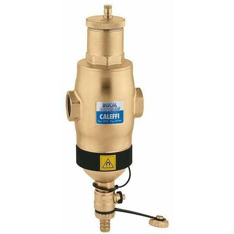 Séparateur d'air-pot de décantation avec aimants magnétiques Caleffi 5461