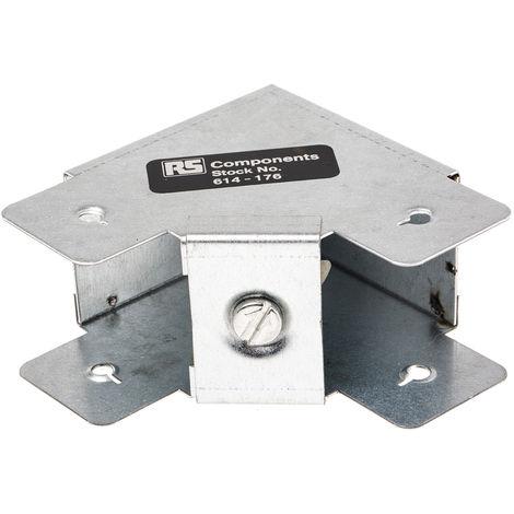 Séparateur de moulure pour câbles RS PRO PS Porte-fil universelle SériesF2000 70 (L)mm