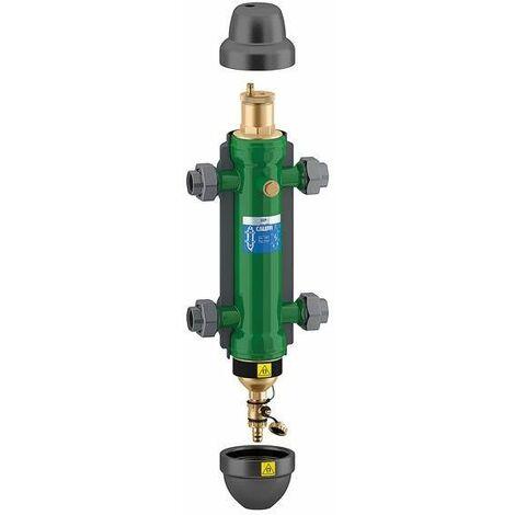 Séparateur hydraulique multifonction Avec coque isolante caleffi 5495