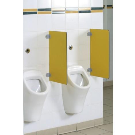 Separation urinoir blanc 761-3