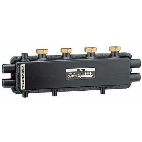 SEPCOLL 2+1 - Separador hidráulico-colector caleffi 559221 | 125mm