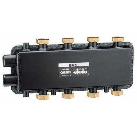 SEPCOLL 2+2 - Separador hidráulico-colector caleffi 559222 | 125mm