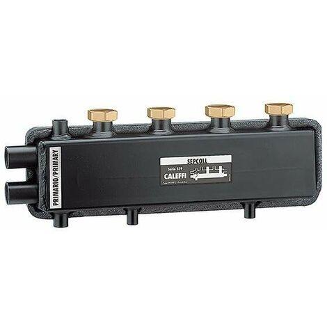 SEPCOLL 2 - Separador hidráulico-colector caleffi 559220 | 125mm