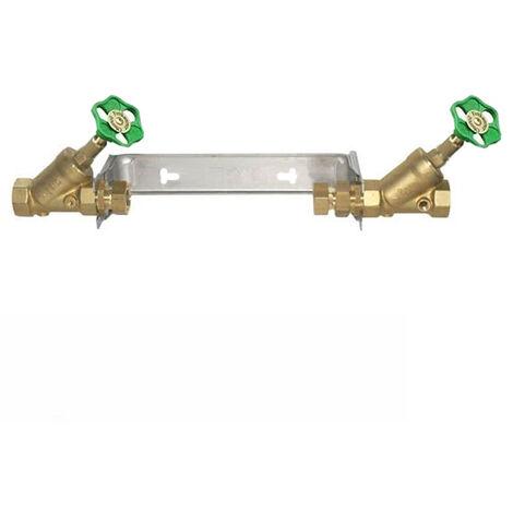 Seppelfricke Aqua Plus Wasserzähler-Einbaugarnitur QN 2,5 - DN25 x 25