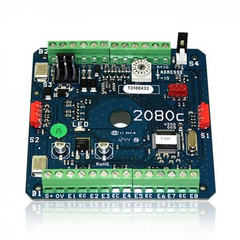 Septam 2080C Card 8 IN/4 Out - Harmonia - NF&A2P