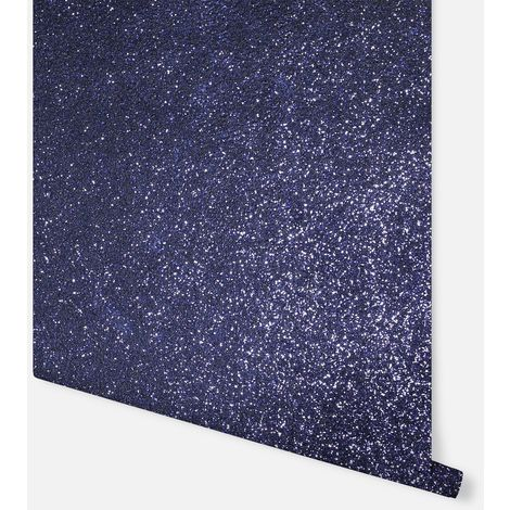 Sequin Sparkle Navy Wallpaper - Arthouse - 900906