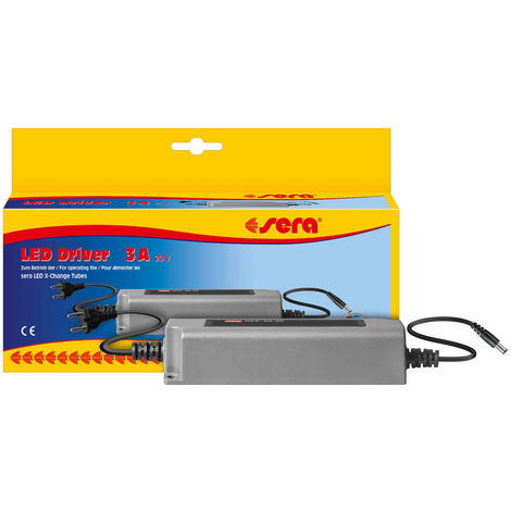 Sera - Ballast LED Driver pour Tube LED - 3A
