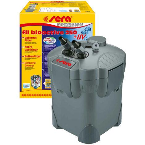 Sera - Filtre Extérieur Fil Bioactive 250 UV jusqu'à 250L pour Aquarium d'Eau Douce