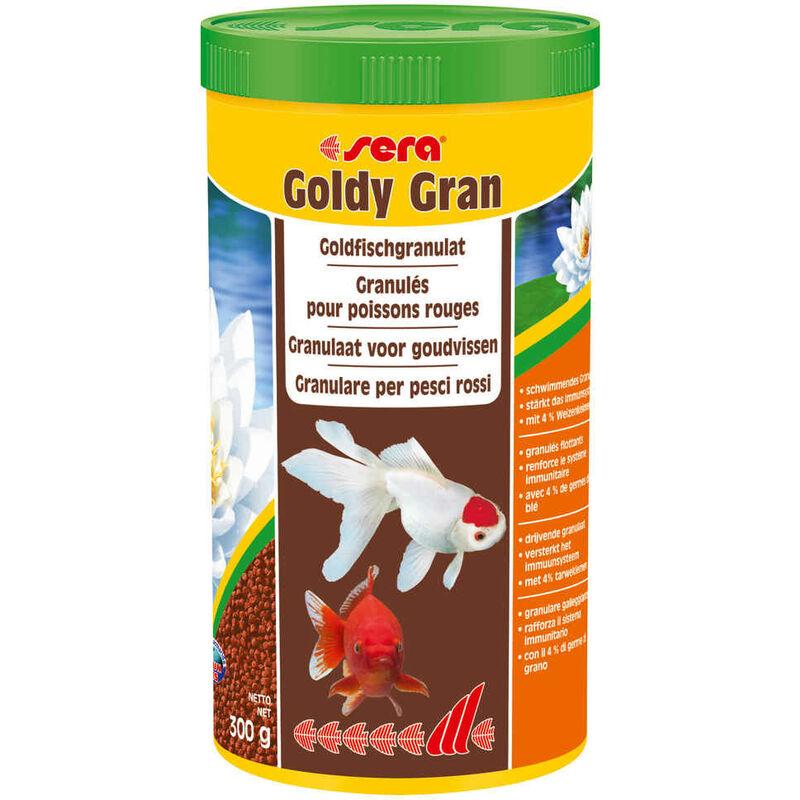 Sera - Granulés Goldy Gran pour Poissons Rouges - 1L