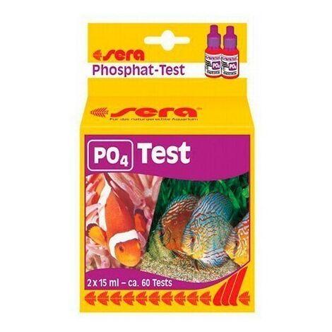 Sera Test de Fosfato (PO4) 15 ml