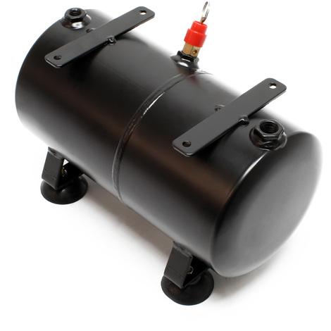 Serbatoio a pressione da 3 L per compressore per aerografi AS189 Pezzo di ricambio