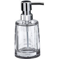 Serene Clear Acrylic Liquid Soap Dispenser