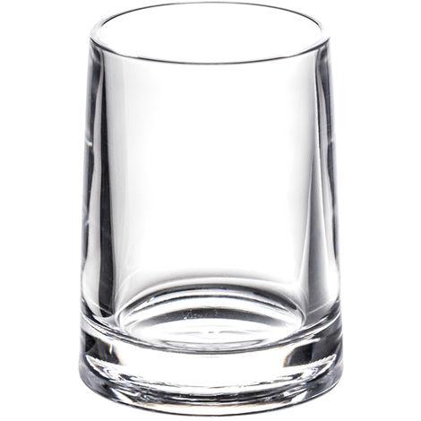 Serene Clear Acrylic Tumbler