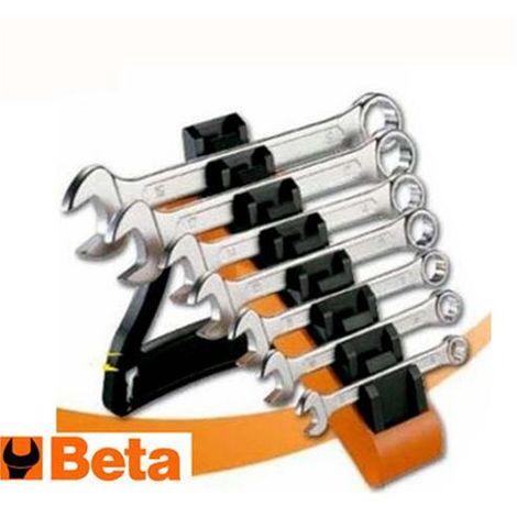 Serie 7 chiavi combinate fisse e stella Beta 42/SP7 (dalla 8 alla 19)
