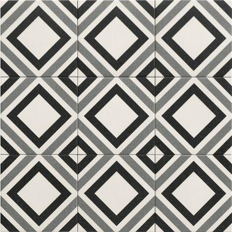 Série Belfast black 20x20 (carton de 1,00 m2)