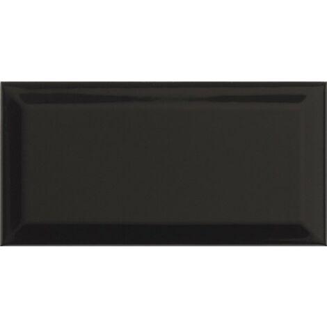 Série Bissel negro 10x20 (carton de 1,00 m2)