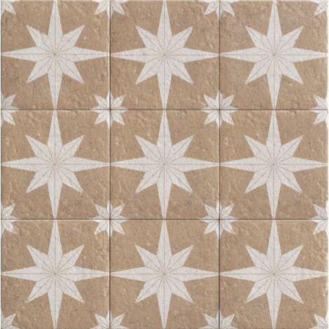 Série Compass Sand 20x20 (carton de 1,00 m2)