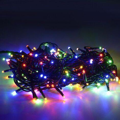 Serie de luces de Navidad Wimex 180 LED Multicolor 4501965X
