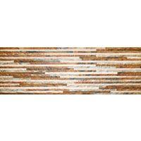 Série Etna marron 25x75 (carton de 1,50 m2)
