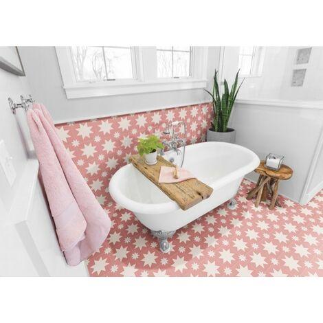 Série Fired Star Pink 20x20 (carton de 1,00 m2)