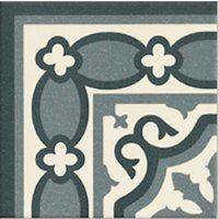 Série Florentine blue 20x20 angle