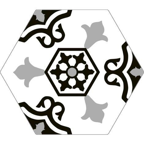 Série Hexagonal Britain Cambridge 20x24 (carton de 0,98 m2)