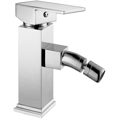 Serie MANCHESTER Bad Badezimmer Bidet Bidetarmatur Waschbecken Armatur Wasserhahn Chrom Sanlingo