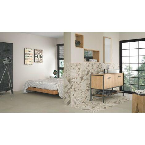 Série Neutral beige RECTIFIÉ 60x60 (carton de 1,44 m2)