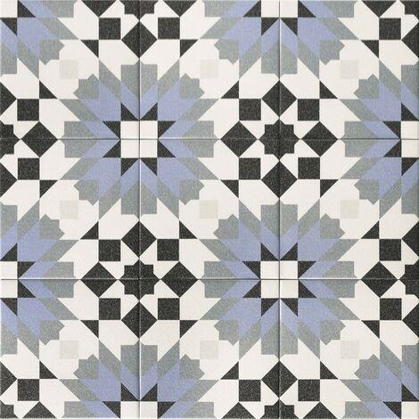Série Rabat 20x20 (carton de 1,00 m2)