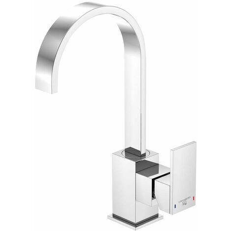 Serie Steinberg 135 NUEVO Grifo monomando para lavabo sin desagüe automático - 1351401