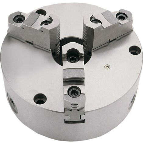 Series 03275 Self-Centring Geared Scroll Lathe Chucks - Front Mounting - Reversible Jaws