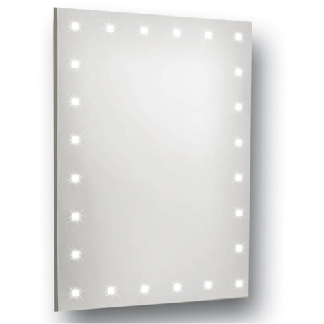 Series 1 Luna Border LED Mirror 600mm x 800mm