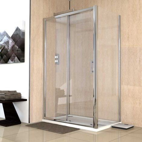 Series 6 1200 x 760 Sliding Door Enclosure