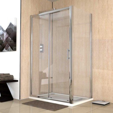 Series 6 1200 x 800 Sliding Door Enclosure
