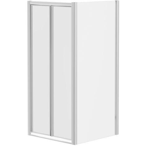 Series 6 800 x 800 Bi Fold Door Enclosure